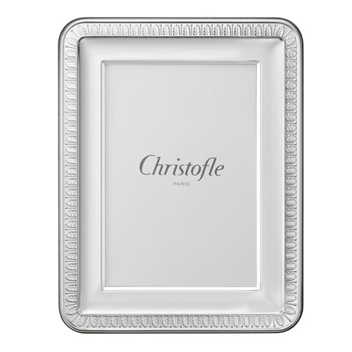 Christofle (クリストフル) フォトフレーム Malmaison(マルメイゾン) 9×13cm (正規輸入品) (お祝い 内祝い)