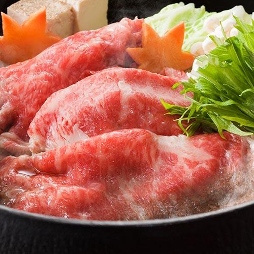 [UBS50-100MA] 松阪牛ウデバラすき焼き用 御歳暮 500g お歳暮 ギフト
