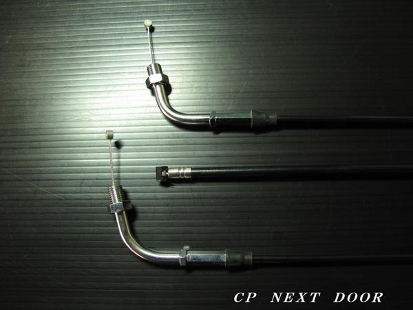 川崎250SS/350SS專用的電線安排黑色(STD~300mm)NEXTDOOR製造