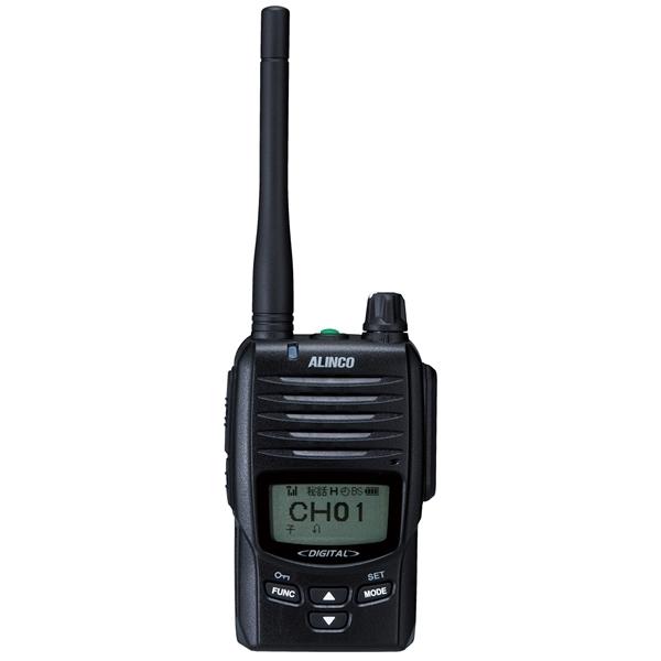 アルインコ DJ-DPS50B (DJDPS50B)5W 大容量バッテリー仕様※他社OK。DJ-DP10交信不可。