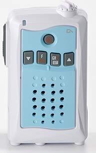 DJ-CH3(A) (DJCH3アクアブルー) 交互通話・中継対応特定小電力トランシーバー