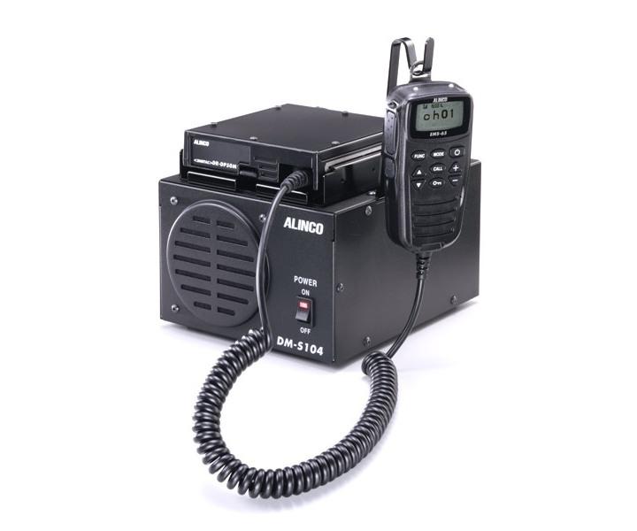 アルインコ DM-S104 (DMS104) 13.8V/5ASP内蔵基地局用電源