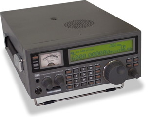 AORAR6000 (AR-6000) 9kHz~6000MHz超広帯域受信機 完全業務仕様モデル
