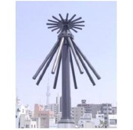 AOR DA6000 (DA-6000)0.7~6GHz UHF専用ディスコーン【2.3m】【新製品】【入荷!】