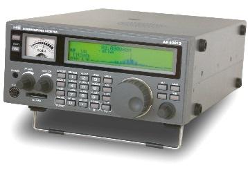 AOR AR5001D (AR-5001D) 40kHz~3.15GHz業務仕様通信型広帯域受信機