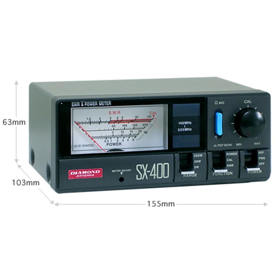 ダイヤモンド SX-400(SX400) 140~525MHz