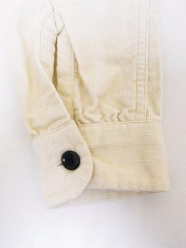STYLE EYES [スタイルアイズ] 오픈 셔츠 GUATEMALA SE27426 긴 CORDUROY SPORTS SHIRT (OFF WHITE) 대금 상환 수수료 무료
