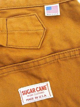 SUGAR CANE[슈가케인]워크판트브라운닥크 SC41511 Made in USA COTTON CANVAS WORK PANTS (BROWN) 대금 상환 수수료 무료