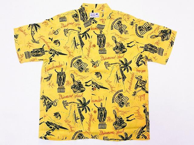 1974c833 American Clothing Cream: SUN SURF [sun surf] Hawaiian shirt SS37574 ...
