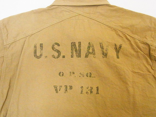 U.S.NAVY VP131 workshirt