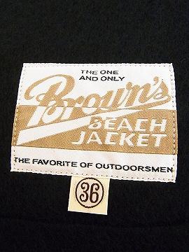 FULLCOUNT [풀 카운트] ブラウンズビーチ 얼 리 베스트 BBJ7-001 BROWN 'S BEACH EARLY VEST (옥스포드 그레이) 대금 상환 수수료 무료