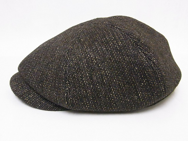 The full FULLCOUNT count Browns Beach casket BBJ7-010 BROWN's BEACH CASQUETTE HUNTING (Oxford gray) cash on delivery fees