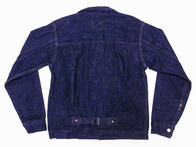 WAREHOUSE [wear house] denim jacket DD-2001 duck D garfish DUCK DIGGER ジージャン 1920's 1ST TYPE G Jean (indigo /ONE-WASH) collect on delivery fee for free