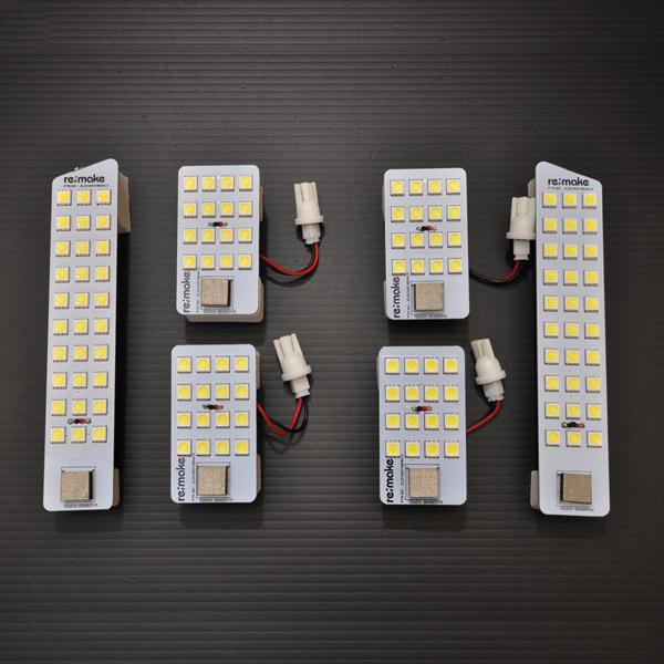 トヨタ アルファード 20系 無段階調光機能!LEDタッチルームランプ