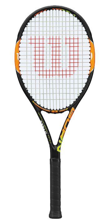Wilson 硬式テニス用ラケット BURN95 錦織圭使用モデル