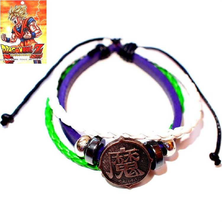 Accessories Bracelets Dragon Ball Z Pu Breath