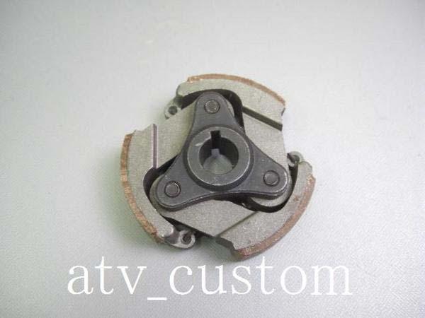 送料無料 CL295 ミニATV 正規品 空冷 大規模セール 遠心クラッチシュー キー溝あり ポケバイ