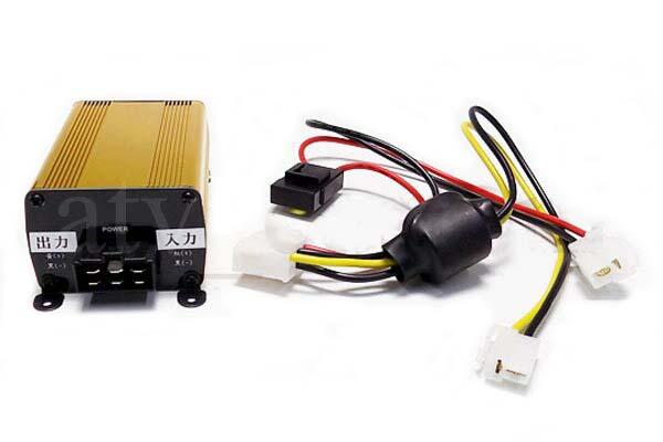 CL1906 DCDC アップバーター 50W 無線機 対応 ハイパワー CP-731 最大出力 安定供給 13.8V ラインフィルター MAX出力 16A フルパワー CB無線
