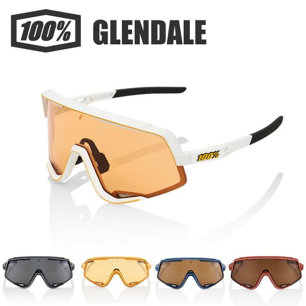 【送料無料】 ワンハンドレッドパーセント 100% 100パーセント サングラス GLENDALE 正規品 グレンデール スポーツサングラス アイウェア ロードバイク 自転車 モトクロス サイクリング