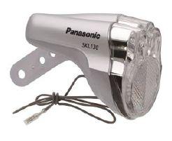 Panasonic SKL130S (사이클용 허브 발전기 전용 LED 라이트) 파나소닉 사이클 텍 SKL-130 S LED 허브 발전기 전용 라이트