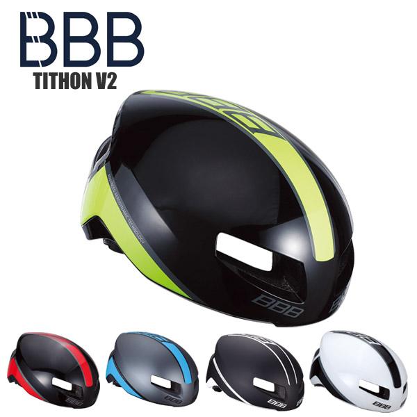 BBB ビービービー ヘルメット ティトノス V2 サイクルヘルメット BHE-08 サイクルウェア 自転車 ロードバイク