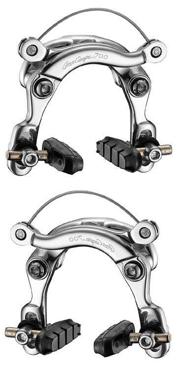 GRAN COMPE GC700 2個(前後セット) ( センタープルタイプブレーキキャリパー ) グランコンペ GC-700 Center-Pull Brake