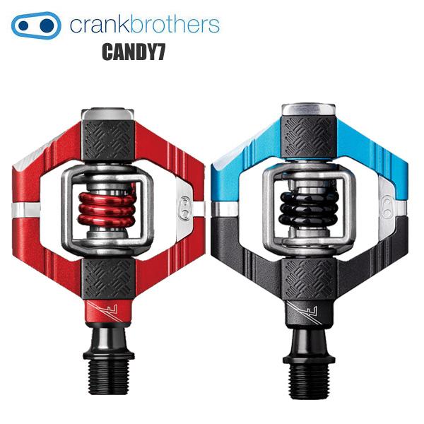 CRANK BROTHERS クランクブラザーズ ペダル キャンディ7 CANDY7 自転車