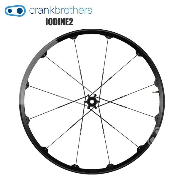 CRANK BROTHERS クランクブラザーズ ホイール アイオダイン2 IODINE2 自転車