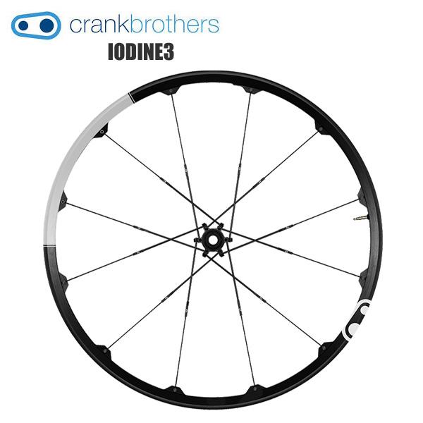 CRANK BROTHERS クランクブラザーズ ホイール アイオダイン3 IODINE3 自転車
