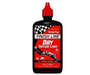 【FINISHLINE/フィニッシュライン】【自転車用ケミカル用品】 FINISH LINE Dry Teflon Lube 120ml (コード番号:TOS07001) (潤滑剤 ケミカル) フィニッシュライン テフロンプラス ルーブ ドライ 120ml プラボトル