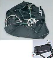 ブリヂストン BS モールトン用キャリングバッグ 分割式フレーム仕様モデル用(リヤバッグ+輪行袋) BRIDGESTONE CB-BSM A368700 P2034 CBBSM BSモールトン