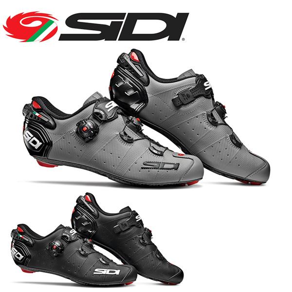 SIDI シディ シューズ ビンディングシューズ WIRE 2 MATT ワイヤー 2 マット サイクルシューズ 自転車 ロードバイク