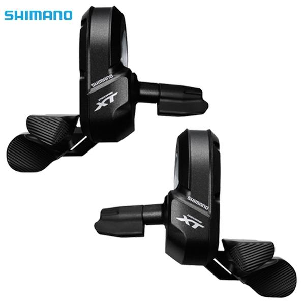 SHIMANO シマノ SW-M8050 左右レバーセット 1 ポート