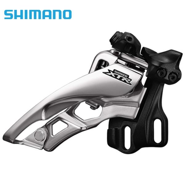 SHIMANO シマノ フロントディレイラー FD-M9000 E-type BBプレートなし サイドスイング 3X11S ロードバイク 自転車