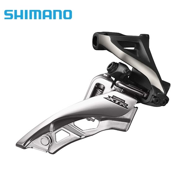 SHIMANO シマノ フロントディレイラー FD-M9000 ハイポジションバンドタイプφ34.9mm 31.8/28.6mmアダプタ付 サイドスイング 3X11S ロードバイク 自転車