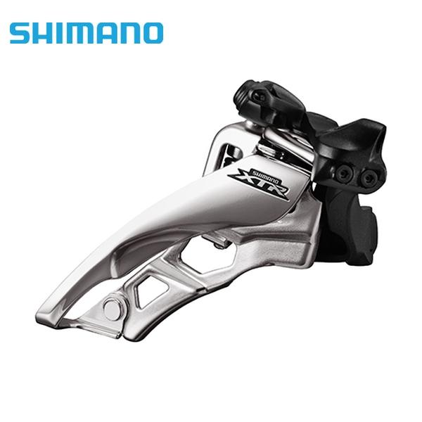 SHIMANO シマノ FD-M9000 ローポジションバンドタイプφ34.9mm(31.8/28.6mmアダプタ付) サイドスイング 3X11S