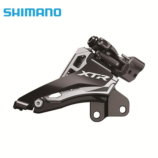 SHIMANO シマノ FD-M9100-E Eタイプ(BBプレートなし) サイドスイング 2X12S