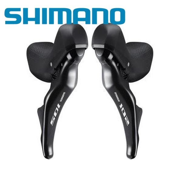 SHIMANO シマノ ST-R7025 ブラック 左右レバーセット