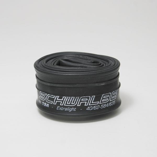 (SCHWALBE/シュワルベ)(チューブ) 19A-SV 袋 27.5x2.00/2.40 ・29x1.50/2.40