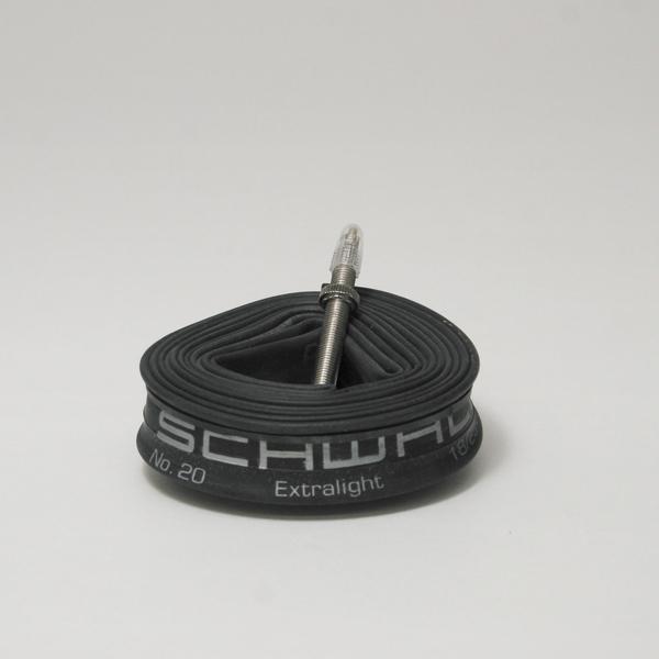 (SCHWALBE/シュワルベ)(チューブ) 20SV-ML ハコ 700x18/25C