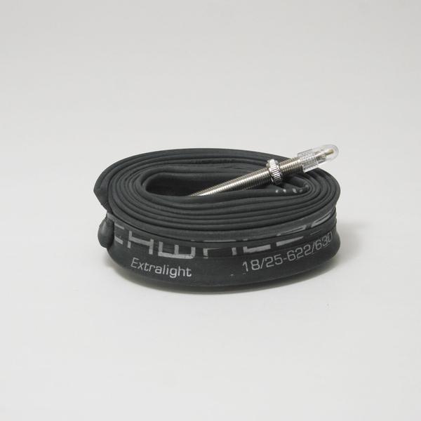 (SCHWALBE/シュワルベ)(チューブ) 20SV-EL 袋 700x18/25C