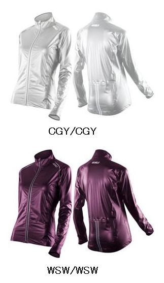 ツータイムズユー(2XU) Women's X Lite Membrane Jacket WC2454a S WSW/WSW