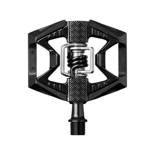 (CrankBrothers/クランクブラザーズ)(自転車用ペダル)ダブルショット 3 ペダル ブラック(641300161116)