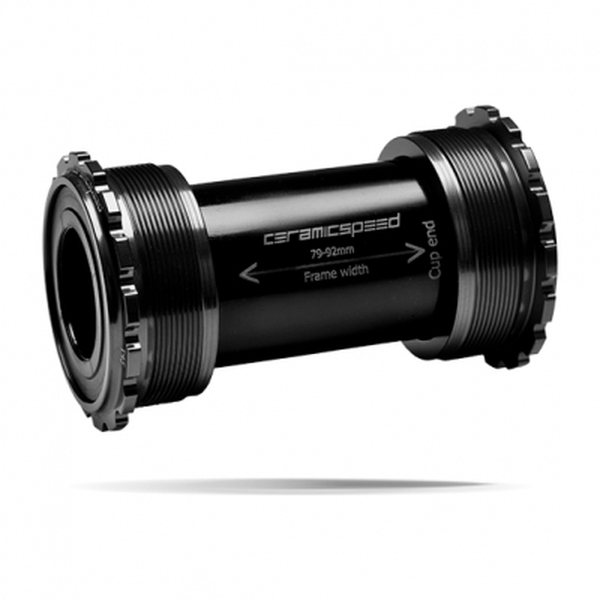 (CERAMICSPEED/セラミックスピード)BB T45 スラムGXP ブラック COATED