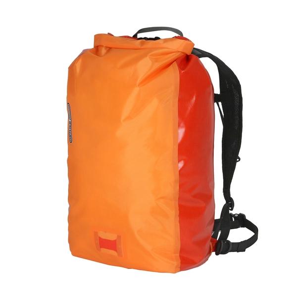 (ORTLIEB/オルトリーブ)ライトパック25 H47xW26xD15.5cm オレンジ/シグナルレッド