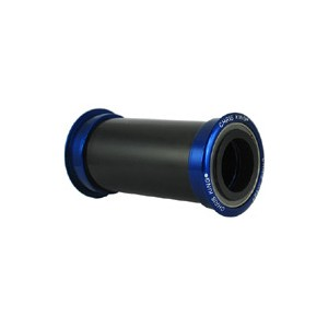 (CHRISKING/クリスキング)(自転車用ボトムブラケット(BB)関連)Press Fit Bottom Bracket 24mm (PF41) Steel Bearings Navy Blue