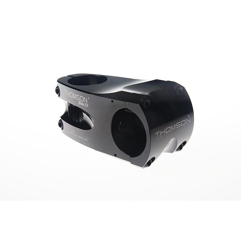 (THOMSON/トムソン)(自転車用ステム関連)MTB STEM X4 31.8 130mm 10°BLACK