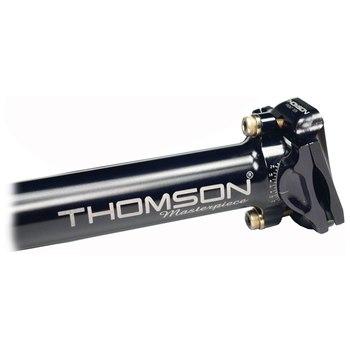 (THOMSON/トムソン)(自転車用シートポスト関連)Masterpiece Seatpost 330mm BLACK 27.2mm