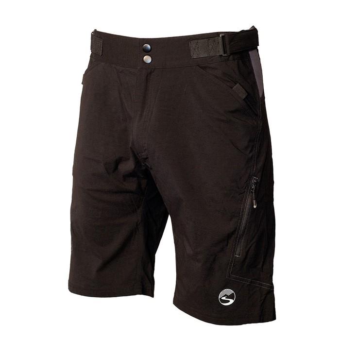 (ShowersPass/シャワーズパス)(自転車用ウェア/男性用/メンズ)Gravel Short Black-L