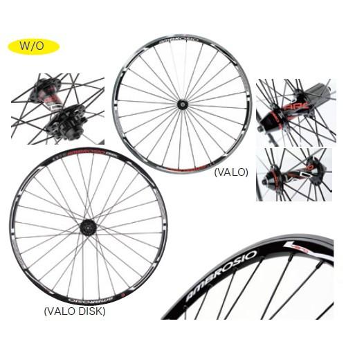 (AMBROSIO/アンブロッシオ) (自転車用完組ホイール)VARO